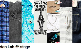 Isetan Lab @ stage Product Line-Up