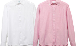 James Mortimer For vendor Oxford Shirts
