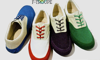 Journal Standard x F-Troupe Sneakers