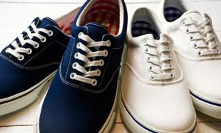 Junya Watanabe Comme Des Garcons MAN Deck Sneakers