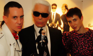 Karl Lagerfeld Doll By Mattel