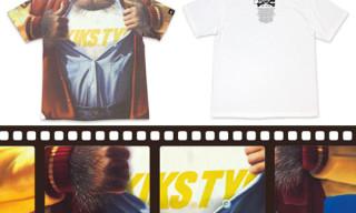 Kiks TYO Kikstrike T-Shirts | Snake Skin Logo & Kiks Wolf