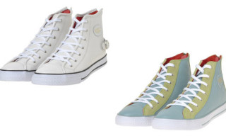 Lewis Leathers For Comme des Garcons SHIRT Spring/Summer 2009 Sneakers