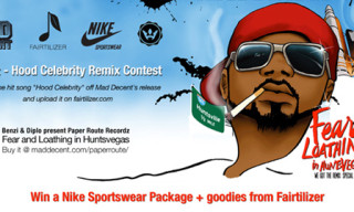 Mad Decent x Fairtilizer x Nike Sportswear x Highsnobiety: Remix Contest