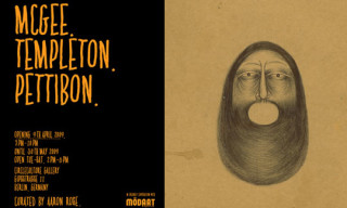 McGee, Templeton, Pettibon At Circleculture Gallery Curated By Aaron Rose