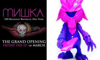 Mishka NYC Flagship Store Opening