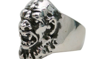 "Mishka ""Beast Of The East"" Silver Ring"