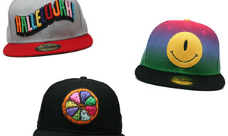 Mishka NYC Spring 2009 New Era Caps