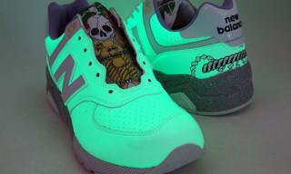 FRAT x Mita Sneakers | New Balance MT576S Bamboo Rake