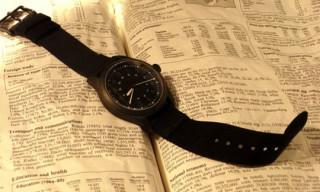N. Hoolywood x Hamilton Military Watch