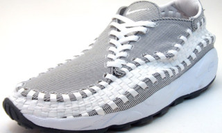 "Nike Air Footscape Woven TZ ""Striped"""