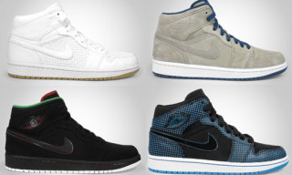 Nike Spring/Summer 2009 Air Jordan 1 Retro & Air Jordan 1 High Strap