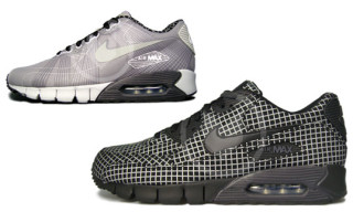 Nike Air Max 90 CT TZ & Air Max 90 Flywire TZ | Grid Pack