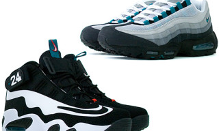 Nike Fresh Water Pack | Air Griffey Max One & Air Max 95