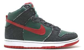 "Nike Dunk High SB ""Gucci"" Returns In 2009"