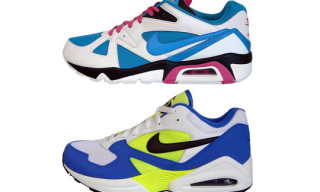Nike Air Tailwind '92 & Air Structure Triax