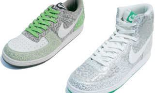 "Nike Terminator ""Fluo Green Camo"" Pack"