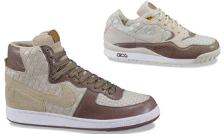 "Nike Terminator High Supreme & Air Wildwood Premium ""Woven"" Pack"