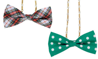 Phenomenon Bow Tie Pendants | Back In Cotton