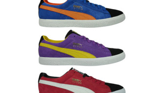 "Puma Clyde ""Hall Of Game"" Pack"