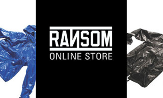 Ransom Launches Online Store