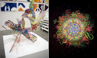Ryan McGinness Works At Deitch Projects Opening Recap