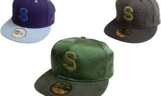 Slam City Skates New Era Caps