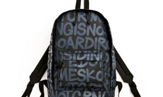 "soe x Outdoor Products ""Skateboarding Is Not A Crime"" Backpack"