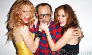 Terry Richardson Shoots Gossip Girl Actors For Rolling Stone