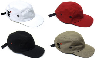 "True ""Cali"" 5-Panel Caps"