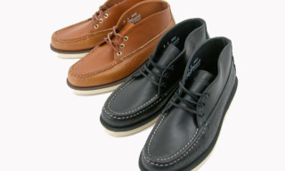 UCS x Russell Moccasin Chukka Boot