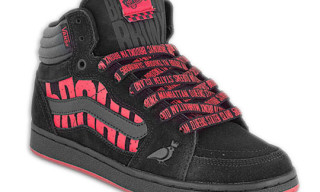 Vans Fourty-Four Hi x 5Boro