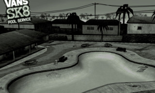 Vans & Fuel Games Present: Pool Service – 3D iPhone Skate Game