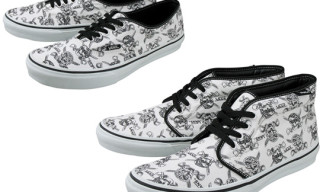 "Vans Spring 2009 ""Pirate Pack"""
