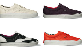 Vans Vault Fall 2009 Era Wingtip