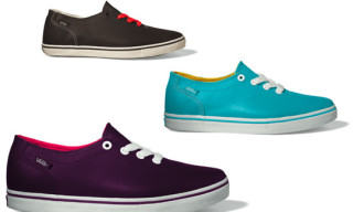 Vans Vault Fall 2009 Needle LX