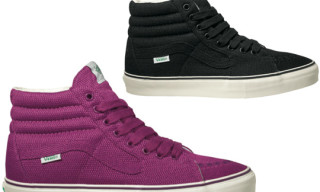 Vans Vault Messenger Series | Black & Purple