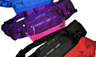 Visvim Ballistic Lumbar 8l Waist Bags