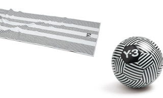 Y-3 Spring/Summer 2009 Collection Accessories | Beach Towel & Soccer Ball