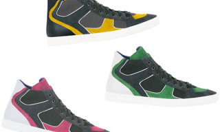 Yves Saint-Laurent Spring/Summer 2009 High Top Sneakers