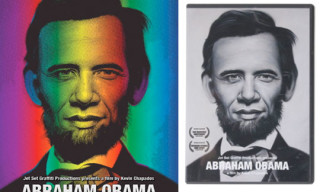 Ron English's Abraham Obama DVD Available