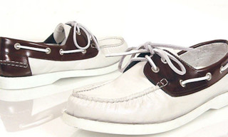 A.P.C. Summer 2009 Boat Shoes