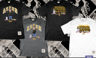 UNDRCRWN x Asher Roth Summer 2009 T-Shirts
