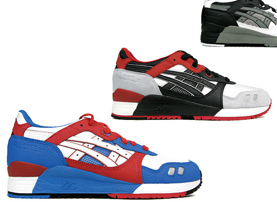 e0287984a09d Asics Gel Lyte III New Colorways Highsnobiety low-cost - molndalsrev.se