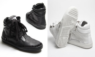 "Bernhard Willhelm ""Nils Sture"" High Top Sneakers"