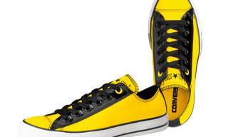Converse x Selfrdiges 100th Anniversary Pantone 109 Sneakers