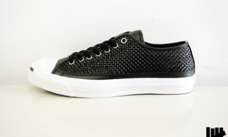 """Converse Jack Purcell """"Straw Hat"""""""