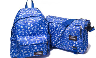 Eastpak x Edbanger Records Collection | Blue Set