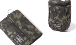 "Essential Designs x Porter ""New Camouflage"" Series"