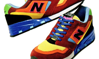 Fame City x Mita Sneakers x New Balance 575 Trail